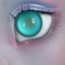 18mm - Turquoise albinos