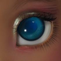 20mm - Magic turquoise albinos