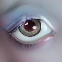 20mm - Iridescent Grey albinos