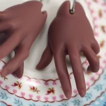 main cartoon - dark elf skin
